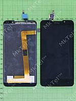 Дисплей HTC Desire 516 Dual SIM с сенсором Копия АА Черный