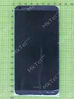 Дисплей HTC Desire 816 с сенсором, панелью Оригинал элем. Черный