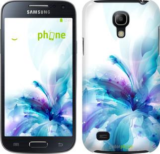 "Чехол на Samsung Galaxy S4 mini цветок ""2265c-32"""