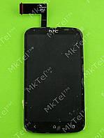 Дисплей HTC Desire V T328w с сенсором Оригинал Китай Черный
