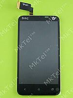 Дисплей HTC Desire VT T328t с сенсором Оригинал Китай Черный