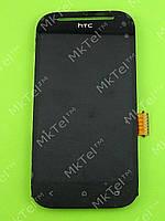 Дисплей HTC Desire SV T326e с сенсором Оригинал элем. Черный