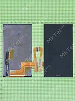 Дисплей HTC One M8 Dual SIM с сенсором Оригинал элем. Черный