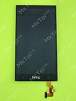 Дисплей HTC One mini 601n с сенсором Оригинал Китай Черный