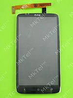 Дисплей HTC One X S720e с сенсором Оригинал элем. Черный