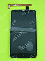 Дисплей HTC One X S720e с сенсором Оригинал Китай Черный