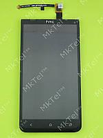 Дисплей HTC One XL X325s с сенсором Оригинал Китай Черный