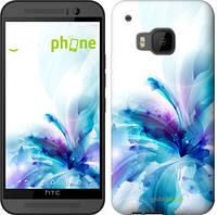 """Чехол на HTC One M9 цветок """"2265u-129"""""""