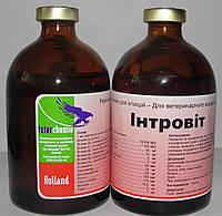 Интровит 100 мл, витаминный препарат
