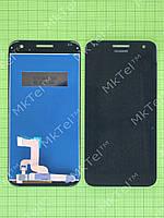 Дисплей Huawei Ascend G7 с сенсором Оригинал элем. Черный