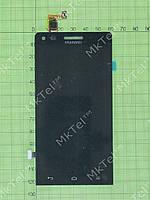Дисплей Huawei Ascend G6 4G с сенсором Оригинал Китай Черный