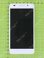 Дисплей Huawei Honor 6 с сенсором, панелью Оригинал Китай Белый