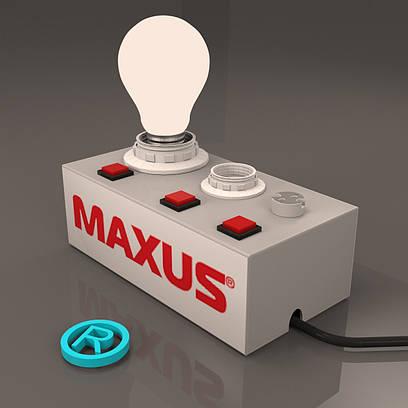 Тестер Максус для проверки лампочек
