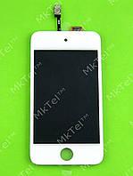Дисплей iPod Touch 4Gen с сенсором Оригинал элем. Белый