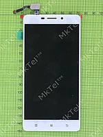 Дисплей Lenovo A5500 S8 play с сенсором Оригинал Китай Белый