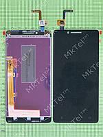 Дисплей Lenovo A6010 с сенсором Оригинал Китай Черный