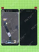 Дисплей Lenovo Vibe S1 Lite с сенсором Оригинал элем. Черный