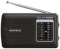 Радиоприемник на солнечной батарее SUPRA ST-111 B