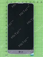 Дисплей LG L Bello D335 с сенсором, панелью Оригинал Китай Золотист.