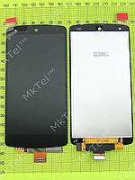 Дисплей LG Nexus 5 D820 с сенсором Оригинал Китай Черный