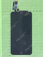 Дисплей Meizu M1 Note с сенсором Оригинал Китай Черный