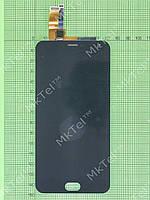 Дисплей Meizu M2 Note с сенсором Оригинал Китай Черный