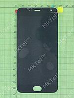 Дисплей Meizu M2 с сенсором Оригинал Китай Черный