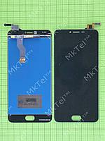 Дисплей Meizu M3 Note с сенсором, rev L681h Оригинал Китай Черный