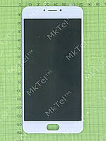 Дисплей Meizu M3 Note с сенсором, rev M681 Копия АА Белый