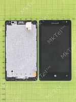 Дисплей Lumia 532 Dual SIM с сенсором, панелью Оригинал Китай