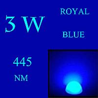 Led светодиод 3w (Royal blue)