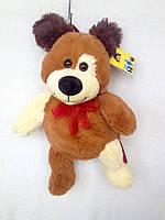 """Рюкзак-игрушка детский мягкий """"пёс Шарик"""""""
