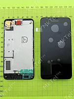 Дисплей Nokia Lumia 630 Dual SIM в сборе Оригинал Китай Черный