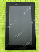 Дисплей Prestigio MultiPad PMP3370B Ultra в сборе Оригинал Черный
