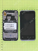 Дисплей Prestigio MultiPhone 4020 DUO в сборе Оригинал Б/У Черный