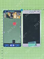 Дисплей Samsung Galaxy A5 A500 с сенсором Оригинал Китай Золотистый
