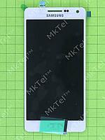 Дисплей Samsung Galaxy A5 A500H с сенсором Оригинал Белый