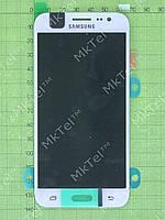 Дисплей Samsung Galaxy J5 J500F с сенсором Оригинал Белый