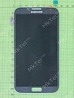 Дисплей Samsung Galaxy Note 2 N7100 с сенсором Оригинал элем. Серый