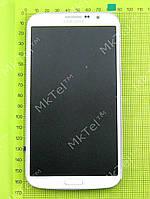 Дисплей Samsung Galaxy Mega 6.3 i9200 в сборе Оригинал Белый