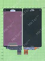 Дисплей Sony Xperia Z3 Compact D5803 с сенсором Оригинал Б/У Черный