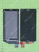 Дисплей Sony Xperia Z3 Compact D5803 с сенсором Копия АА Черный