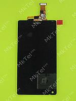 Дисплей Sony Xperia ZL C6502 L35h с сенсором Оригинал Китай Черный