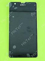 Дисплей Sony Xperia ZR C5502 M36H с сенсором Оригинал элем. Черный