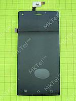 Дисплей THL W11 с сенсором Оригинал Китай Черный