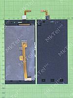 Дисплей Xiaomi Mi3 с сенсором Копия Черный