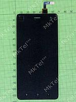 Дисплей Xiaomi Mi4 с сенсором Оригинал Китай Черный