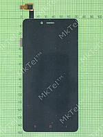 Дисплей Xiaomi Redmi Note 2 с сенсором, черный self-welded