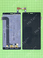Дисплей Xiaomi Redmi Note с сенсором Оригинал элем. Черный