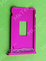 Держатель SIM карты iPhone 2G Оригинал Китай Красный